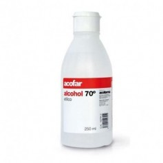 Acofar Alcohol 70 Grados 250 ML