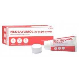 NEOSAYOMOL CREMA 30 GR