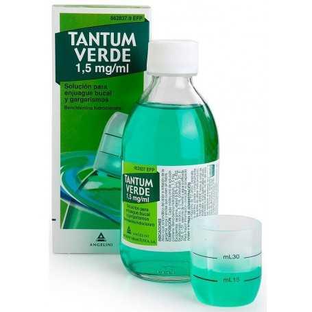 TANTUM VERDE 1,5 MG/ML 250 ML