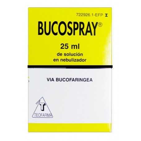 BUCOSPRAY 25 ML