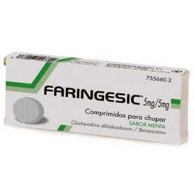 Faringesic 20 Comprimidos