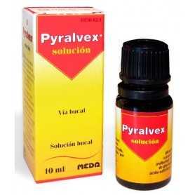 Pyralvex Solución Gotas 10 ML
