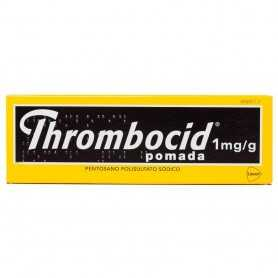 THROMBOCID POMADA 60 GR