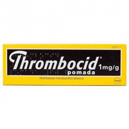 THROMBOCID POMADA 60 GR