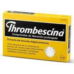 Thrombescina 50 Comprimidos Liberación Prolongada