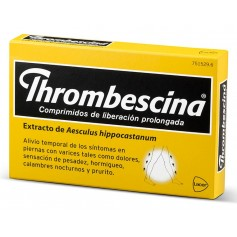 THROMBESCINA 50 COMPRIMIDOS LIBERACION PROLONGADA