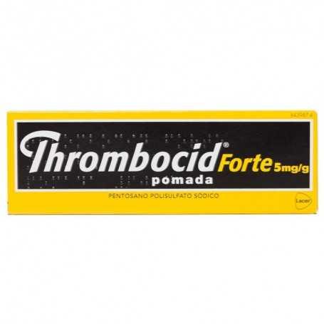 THROMBOCID FORTE 0,5% POMADA 60 GR