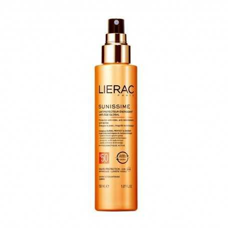 Lierac Sunissime Spray Corporal Protector Antiedad SPF50+ 150 ML