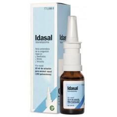 IDASAL XILOMETAZOLINA 0,1% NEBULIZADOR NASAL 15 ML