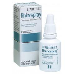 Rhinospray 1,18 MG/ML Nebulizador Nasal 12 ML
