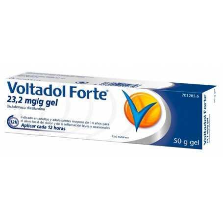 VOLTADOL 20 MG/GR FORTE GEL 50 GR