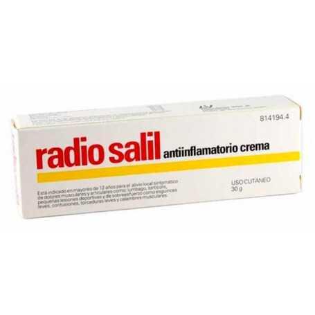 RADIO SALIL CREMA 30 GR