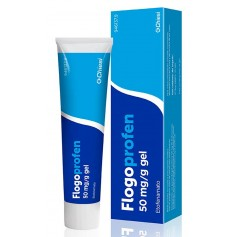 FLOGOPROFEN 50 MG/GR GEL TOPICO 60 GR