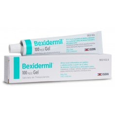 BEXIDERMIL 100MG/GR GEL TOPICO 50 GR