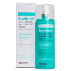 BEXIDERMIL 100MG/GR AEROSOL 200 ML