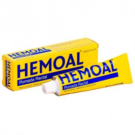 HEMOAL POMADA RECTAL 30 GR