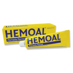 HEMOAL POMADA RECTAL 50 GR