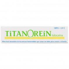 TITANOREIN LIDOCAINA CREMA RECTAL 20 GR