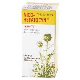 Nico Hepatocyn 60 Grageas