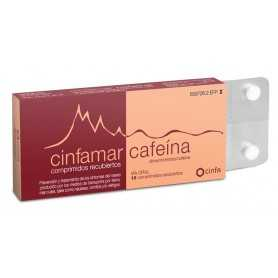 Cinfamar Cafeina 10 Comprimidos