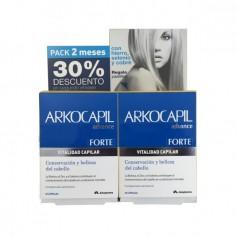 Duplo Arkoadvance Arkocapil Forte 2X60 Cápsulas