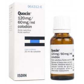 QUOCIN SOLUCION CALLICIDA 20 ML