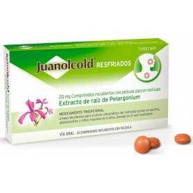Juanacold Resfridados 30 Comprimidos
