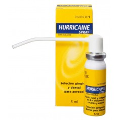 HURRICAINE SPRAY 5 ML