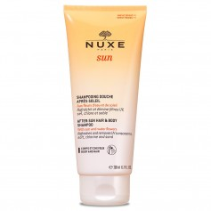 NUXE SUN CHAMPU AFTER SUN CUERPO Y CABELLO