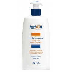 LETI AT4 LECHE CORPORAL PIEL ATOPICA 250 ML