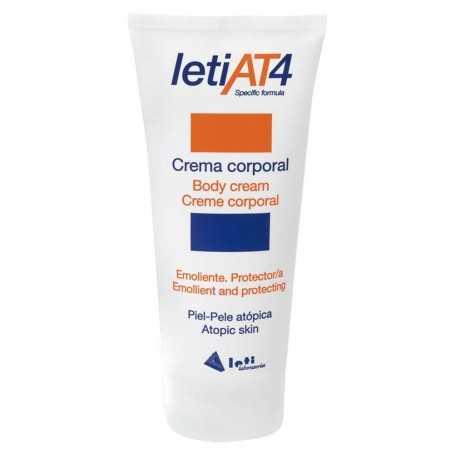 LETI AT4 CREMA CORPORAL PIEL ATOPICA 200 ML