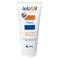 Leti At4 Crema Facial Piel Atópica 50 ML