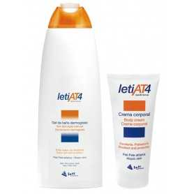 Pack Leti At4 Crema 200 ML + Gel 750 ML