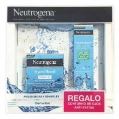 Cofre Neutrogena Hydro Boost Crema-Gel 50 ML + Contorno Ojos 15 ML