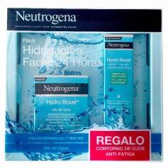Cofre Neutrogena Hydro Boost Gel De Agua 50 ML + Contorno Ojos 15 ML