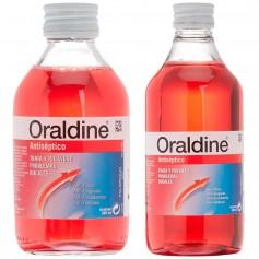 Pack Oraldine Antiseptico 400 ML+200 ML