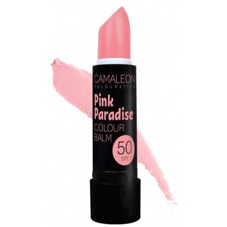 CAMALEON PINK PARADISE COLOUR BALM SPF50 4 GR