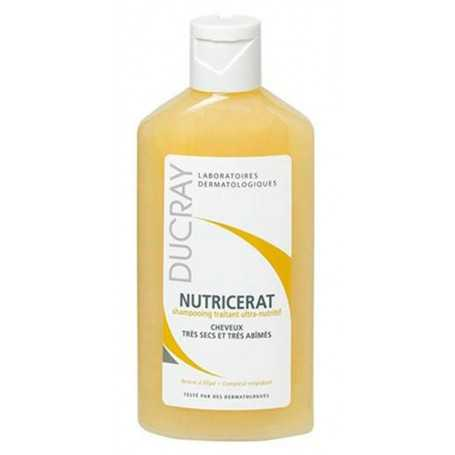 DUCRAY NUTRICERAT CHAMPU 125 ML