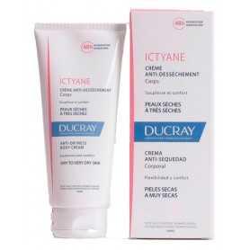 Ducray Ictyane Crema Emoliente 200 ML