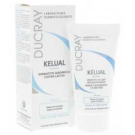 DUCRAY KELUAL EMULSION COSTRA LACTEA 50 ML