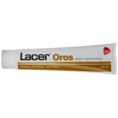 LACER OROS PASTA DENTAL 125 ML