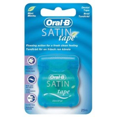 ORAL B CINTA DENTAL SATINTAPE 25 M