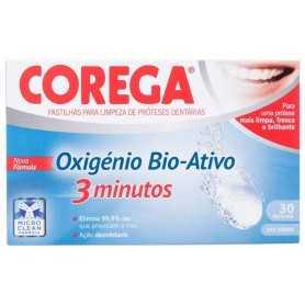 COREGA 3 MINUTOS OXIGENO BIO-ACTIVO 30 U