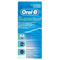 Oral B Seda Dental Super Floss 50 U