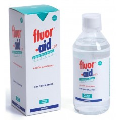 FLUOR AID COLUTORIO 0,05 DIARIO 500 ML
