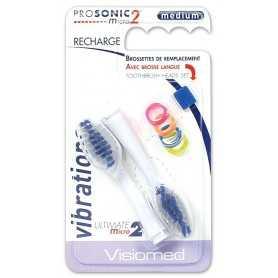 Recambio Cepillo Prosonic Micro 2