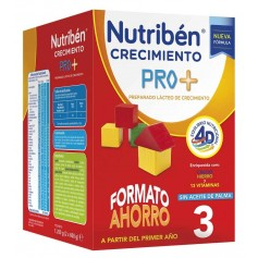 NUTRIBEN CRECIMIENTO 3 1200 GR