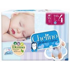 Chelino Pañal Infantil T4 9-15 Kg 34 U