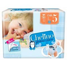 CHELINO PAÑAL INFANTIL T5 13-18 KG 30 U