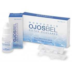 OJOSBEL GOTAS OCULARES 10X0,5 ML
